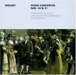 Piano Concerto 20 21