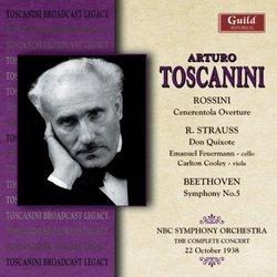 Arturo Toscanini Conducts