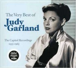 Very Best of Judy Garland: The Capitol Recordings 1955-1965
