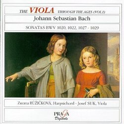Viola Sonatas