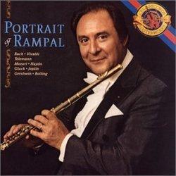 Portrait of Rampal