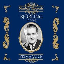 Björling In Song