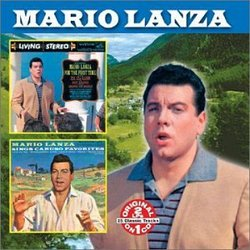 For the First Time (Soundtrack)/Mario Lanza Sings Caruso Favorites