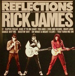 Rick James - Reflections: Greatest Hits