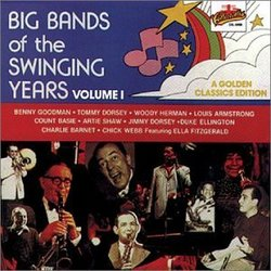 Big Bands of the Swinging Years 1
