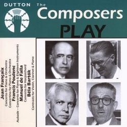 The Composers Play