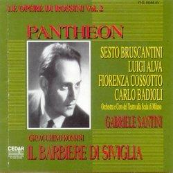 Rossini: Il Barbiere Di Siviglia / The Barber of Seville (Pantheon) (20 January 1964) (2 CD Box)