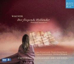 Wagner: Der fliegende Holländer (Paris version, 1841)