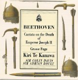 Beethoven: Cantata on the Death of Emperor Joseph II (WoO 87); Grosse Fuge, Op. 133