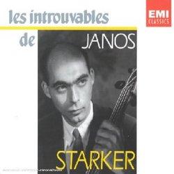 Introuvables De Janos Starker