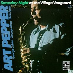 Saturday Night at the Village Vangurad