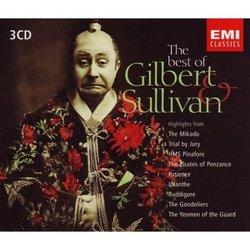 The Best of Gilbert & Sullivan