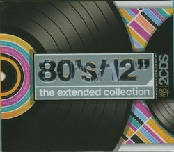 """80's/12"""" Extended Collection (Dig)"""