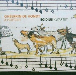 Gheerkin De Hondt: A Portrait