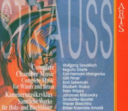 R. Strauss: Complete Chamber Music (Box Set)