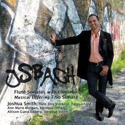 Sonatas Flute & Continuo / Musical Offering Trio