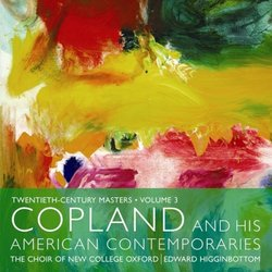 Copland and His American Contemporaries