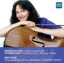 Shostakovich: Cello Concerto No.1, Op.107; Tchaikovsky: Rococo Variations, Op.33