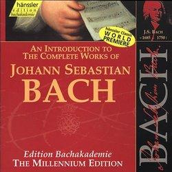 An Introduction to the Works of Johann Sebastian Bach