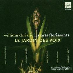 Le Jardin des Voix / Brahim-Djelloul, Bebono, van Wanroij, Sabata, Tortise, Morsch, Wolff, Les Arts Florissants, Christie