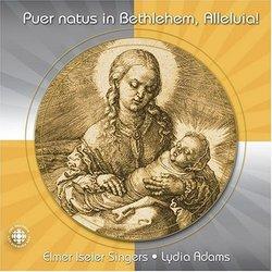 Puer natus in Bethlehem, Alleluia! / Elmer Iseler Singers (CBC)