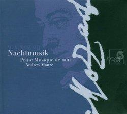 W.A. Mozart: Nachtmusik [Book & CD]