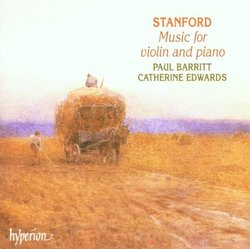 Stanford: Music For Violin & Piano