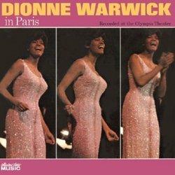 Dionne Warwick in Paris