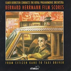 Best of Bernard Herrmann: Film Scores