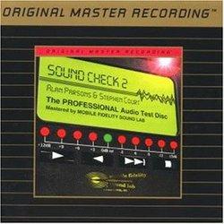 Sound Check 2 Without Response Analyzer [MFSL Audiophile Original Master Recording]