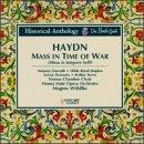 Franz Joseph Haydn - Mass in Time of War (Vanguard)
