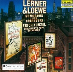 Lerner & Loewe: Songbook for Orchestra