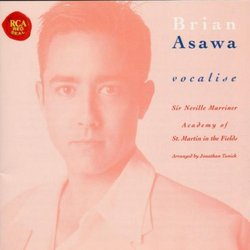 Brian Asawa - Vocalise / Marriner, Academy of St. Martin in the Fields