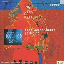 Hans Werner Henze: Pollicino