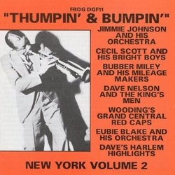 Thumpin' and Bumpin' - New York, Volume 2