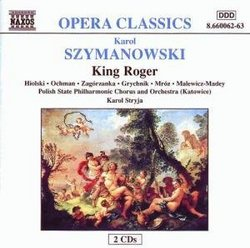 Szymanowski - King Roger