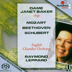 Dame Janet Baker sings Mozart, Beethoven & Schubert [Hybrid SACD]