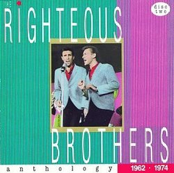 Righteous Brothers Anthology 1962-1974 (2 CDs)