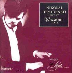 Nikolai Demidenko Live at Wigmore Hall