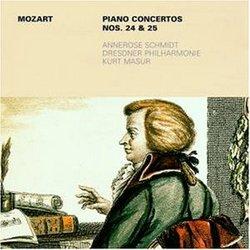 Piano Concerto 24 25