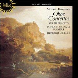 Mozart and Krommer: Oboe Concertos
