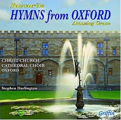 Amazing Grace: Favourite Hymns from Oxford
