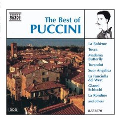 Puccini : The Best Of Puccini