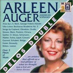 Arleen Augér - American Soprano
