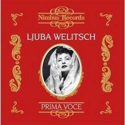 Prima Voce: Ljuba Welitsch
