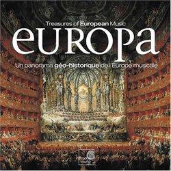 Europa: Treasures of European Music (6 CD Set)