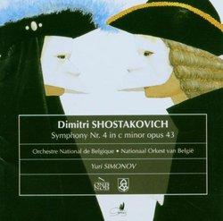 Dmitri Shostakovich: Symphony No.4