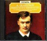 Glazunov: Symphonies 4 & 5; Gennadi Rozhdestvensky