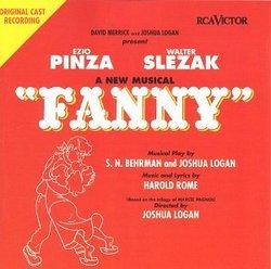 Fanny: A New Musical (1954 Original Broadway Cast)