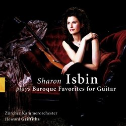 Sharon Isbin Plays Baroque Favorites for Guitar
